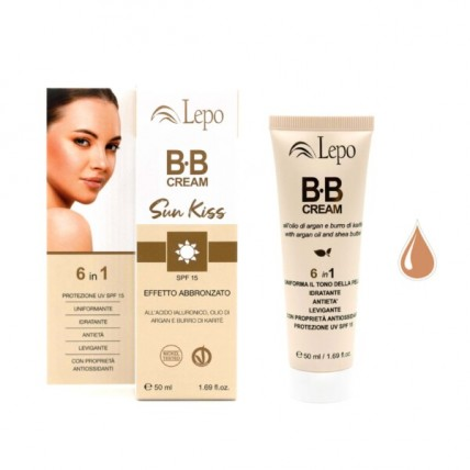 BB CREAM SUN KISS SPF15