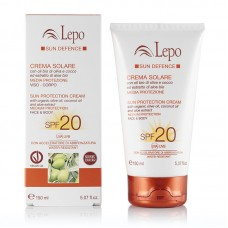 SUN PROTECTION CREAM SPF20