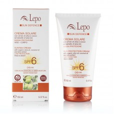 SUN PROTECTION CREAM SPF6