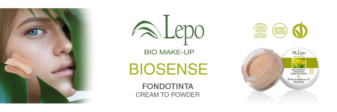 Make-UP Biosense Cream to Powder