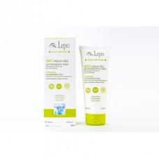 ECOBIO AQUA GEL ORGANIC CLEANSING GEL mit Lemonenextrakten und Andirobaöl