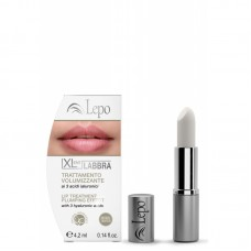 LIP TREATMENT VOLUMENEFFEKT mit Shea Butter, Reiswachs, Vitamin E, Hyaluronsäure