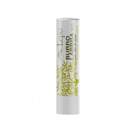 ORGANIC LIP SALVE mit Olivenöl