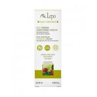 BIO AUGENCREME mit Hyaluronsäure, Olivenöl und Lycopen